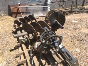 auger for skid steer for Sale in Glendale, AZ