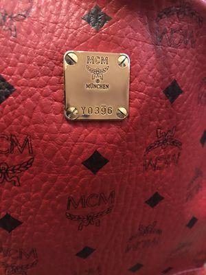MCM red bag $500 for Sale in Las Vegas, NV