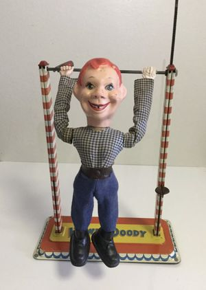 Antique Scarce Authentic 1940s Howdy Doody Jumping Puppet Acrobat Toy for Sale in Brooklyn, NY