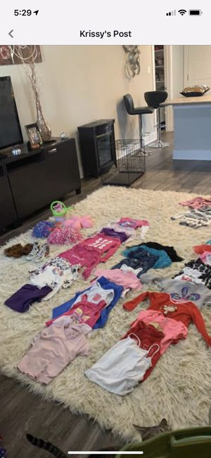 Kids stuff clothes from 3 to 6 girls $1/$2$6 purses for Sale in Sanctuary, TX