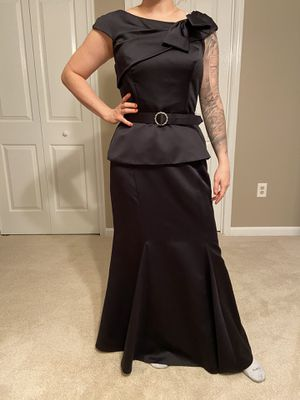 Black Alfred Angelo Gown for Sale in Laurel, MD