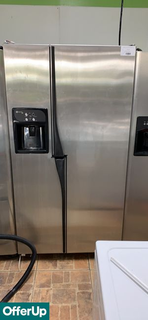 Maytag Refrigerator Fridge Side by Side Stainless Steel #778 for Sale in Orlando, FL