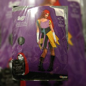 Halloween Costume Nightmare Before Christmas Sally Costume for Sale in Houston, TX