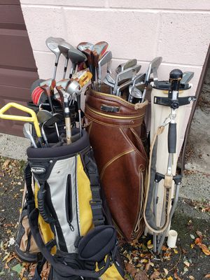 Golf clubs obo for Sale in Bridgeport, CT