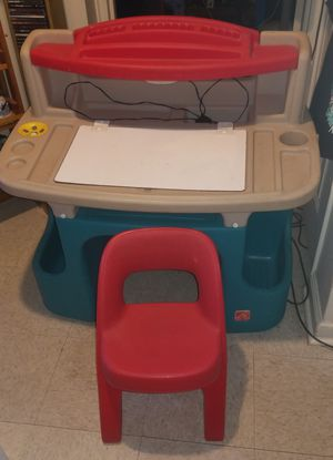 Step 2 desk and chair for Sale in Benson, NC