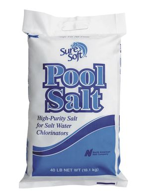 salt for pool. sure soft two bag for Sale in San Diego, CA