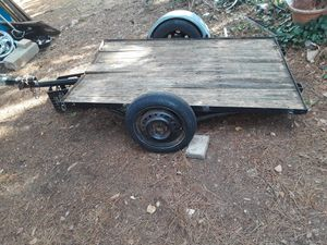 Nice small dump trailer as is Cash only for Sale in Decatur, GA