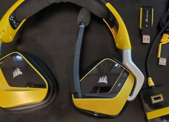 Corsair Void Pro RGB Wireless Gaming Headset for Sale in Fort Myers,  FL