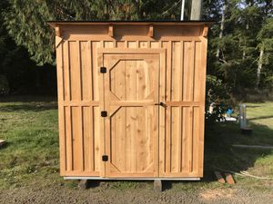 Garden Shed for Sale in Olalla, WA