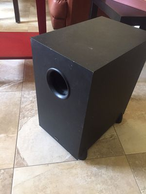 Denon Self-Powered/Active Subwoofer! for Sale in Miami, FL