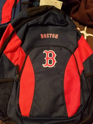 Boston Red Sox backpack for Sale in Somerville, MA