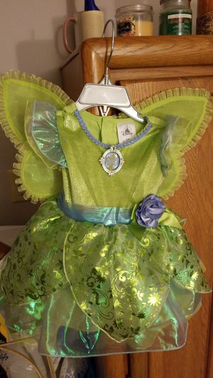 Disney Tinkerbell costume 3-6 months for Sale in San Jose, CA