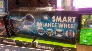 Hoverboard balance Segway Bluetooth music for Sale in Perris, CA