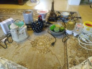 Scentsy wax warmers for Sale in Keyport, NJ