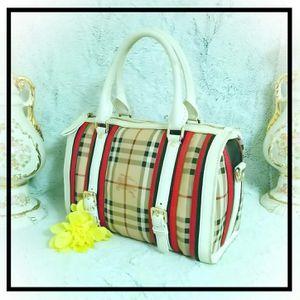 Burberry Alchester Satchel Bag for Sale in Bellingham, WA