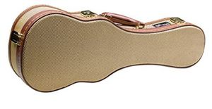 Stagg GCX-UKS Deluxe Hard Case for Soprano Ukulele - Vintage Gold Tweed for Sale in San Diego, CA