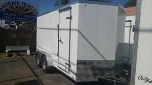7x16 cargo trailer for Sale in Phoenix, AZ