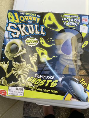 The visions of Johnny the skull game for Sale in Citrus Heights, CA
