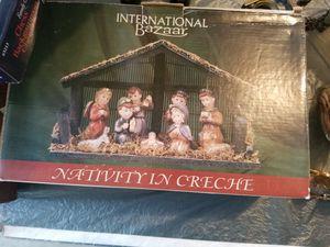 Nativity scene for Sale in Frederick, MD