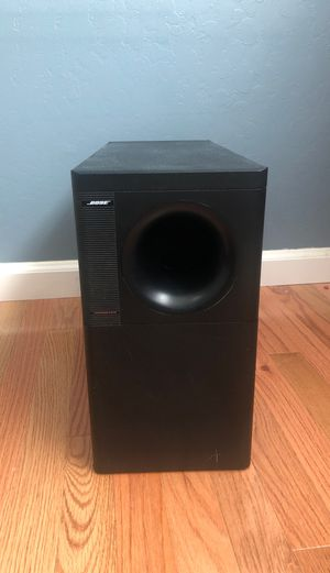 Bose Acoustimass 5 Series II Subwoofer Speaker for Sale in San Jose, CA