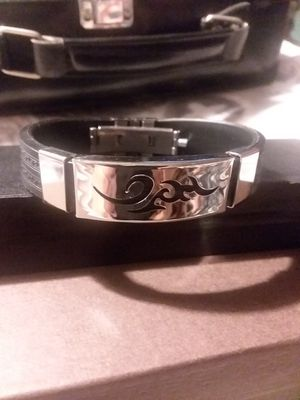 Mens reinforcement bracelet New for Sale in Chicago, IL