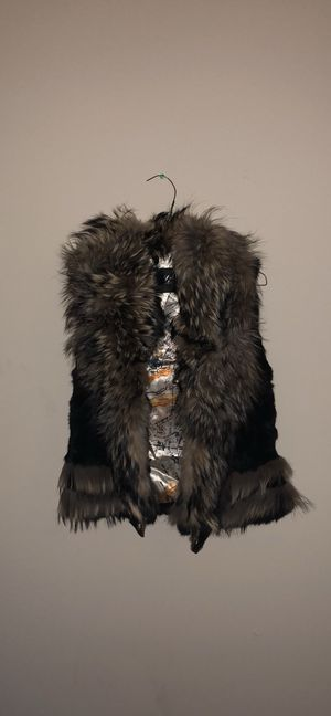 Fur Vest for Sale in Fairfax Station, VA