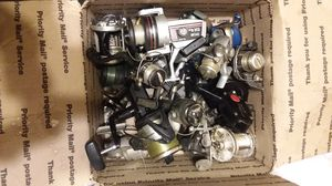 Fishing reels for Sale in Sacramento, CA