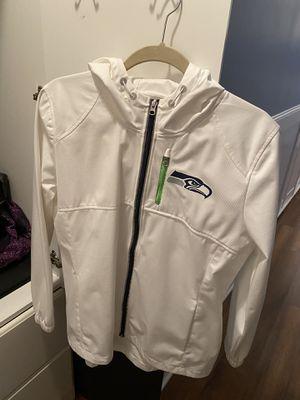 Seahawks Womens Raincoat/Windbreaker for Sale in Shoreline, WA