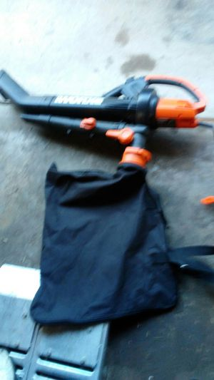 Worx electric leaf blower ...$40.00. I bought a gas one for Sale in St. Louis, MO