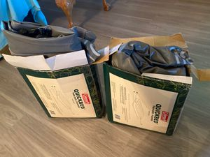 Coleman air mattress,both for Sale in Peoria, AZ
