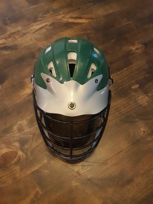 Cascade CPRO large / XL Lacrosse Helmet, used, green for Sale in Chandler, AZ