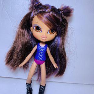 MGA Bratz Girlz Doll Kid Kidz Yasmin Doll Purple in Hair Doll for Sale in Alexandria, VA