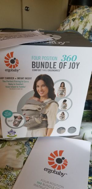 Ergobaby carrier for Sale in Columbia, MD