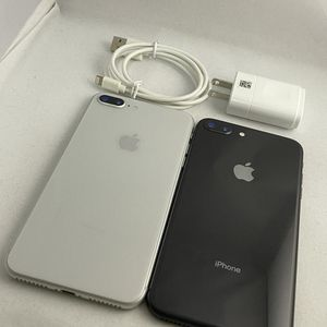 iPhone 8 Plus 64Gb, Excellent Condition, AT&T and Cricket Only. $320 Each for Sale in Round Rock, TX