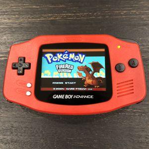 Gameboy Advance Backlit Custom Bundle for Sale in Tamarac, FL