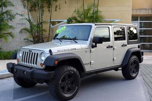 2007 JEEP WRANGLER UNLIMITED RUBICON for Sale in Miami, FL