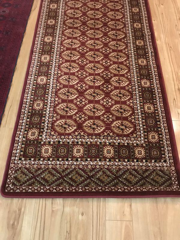 Brand new carpet runner size 3x10 nice Bokhara style run runners
