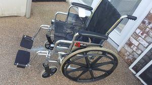 like new everest brand average size wheelchair for Sale in Harrisonburg, VA