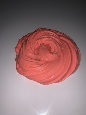 Flamingo Peach Butter Slime!! 8oz. By SimplyPinkSlime. for Sale in San Leon, TX