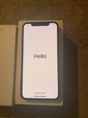White iPhone X 64gb for Sale in Springfield, VA