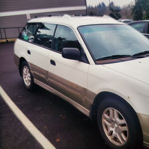 2000 Surburu Outback 5 Speed $800 Needs Clutch for Sale in Graham, WA