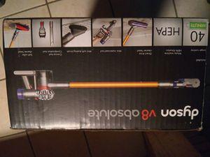 Dyson v8 absolute stick vacuum for Sale in Alexandria, LA