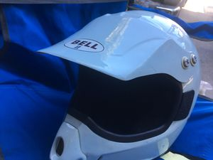 Bell motorcycle helmet large for Sale in Cerritos, CA