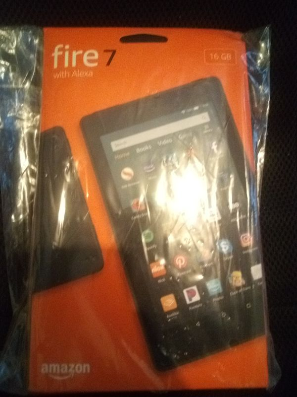 Fire tablet 7 from Amazon