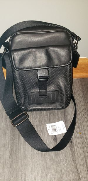 Coach messenger bag/cross body bag 220 obo for Sale in Hickory Hills, IL