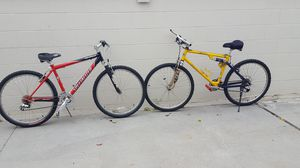 Specialized/Giant mountain bikes for Sale in Downey, CA