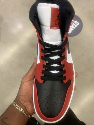 Jordan 1 mids Gym reds for Sale in San Diego, CA