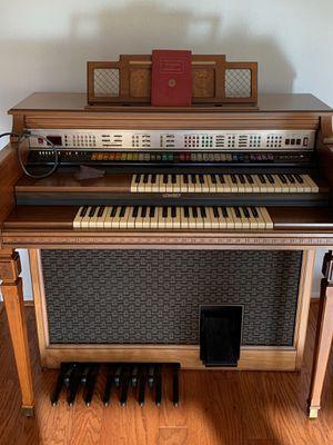 "Lowrey ""Cotillion"" Luxury Spinet Organ, Model D-575 for Sale in Mesa, AZ"