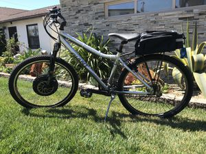Giant Electric Mtn Bike 1000w (30mph!) for Sale in Pismo Beach, CA