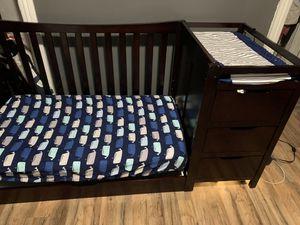 3 in 1 crib/toddler bed. for Sale in Philadelphia, PA